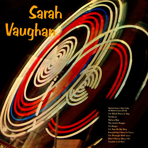In A Pensive Mood by Sarah Vaughan