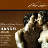 Handel: Atalanta, HWV 35 by Nicholas McGegan