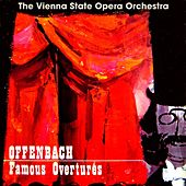 Offenbach Overtures by Vienna State Opera Orchestra