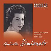 Giulietta Simionato - Portrait of a Legend by Giulietta Simionato