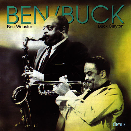 Ben/Buck by Ben Webster