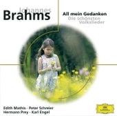 Brahms: Volkslieder von Various Artists