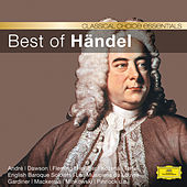 Best of Händel von Various Artists