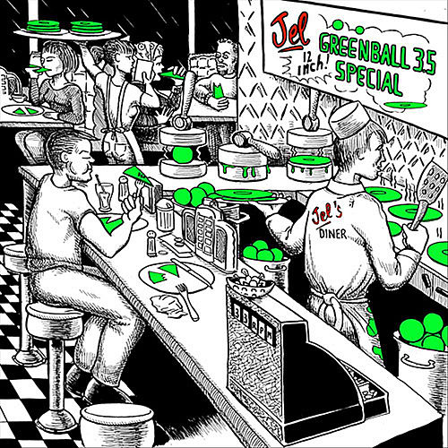 Greenball 3.5 by Jel (Anticon)
