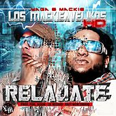 Relajate - Single by Yaga Y Mackie