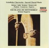Geistliche Chorwerke von Escolania de Montserrat