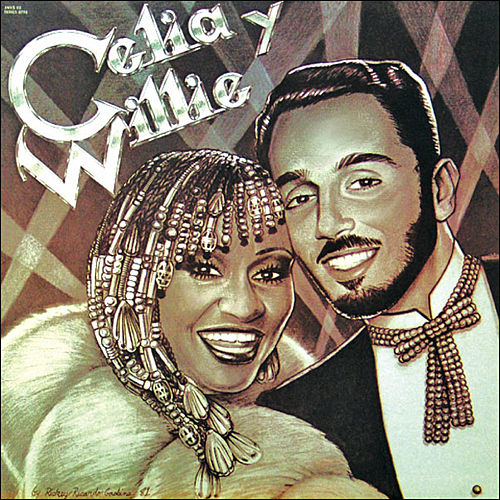 Celia & Willie by Celia Cruz