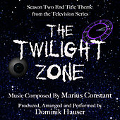 The Twilight Zone - End Title from Season Two (Marius Constant) by Dominik Hauser