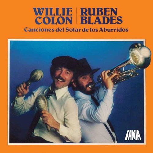 Canciones Del Solar De Los Aburridos by Willie Colon