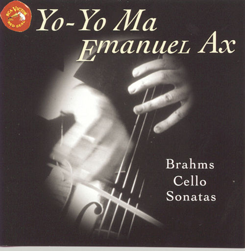 Brahms Cello Sonatas von Yo-Yo Ma