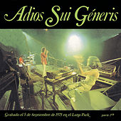 Adiós Sui Generis Vol.I by Sui Generis