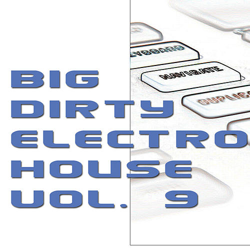Big Dirty Electro House Vol 9 by Various Artists
