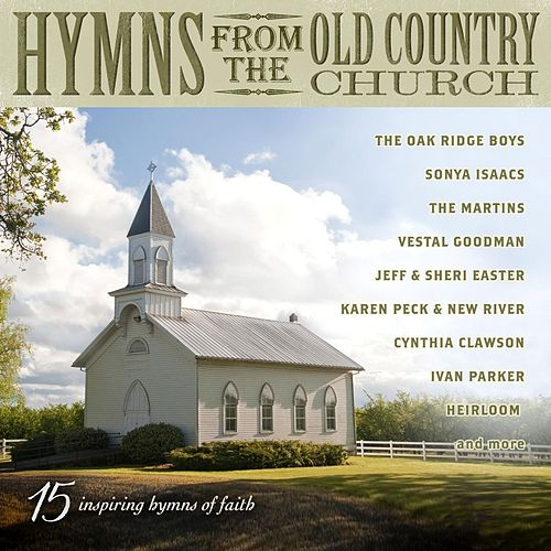 Hymns from the Old Country Church by Various Artists