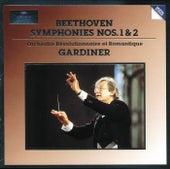 Beethoven: Symphonies Nos. 1 & 2 von Orchestre Révolutionnaire et Romantique