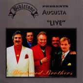 Bibletone: Blackwood Brothers, August Live by Blackwood Brothers Quartet
