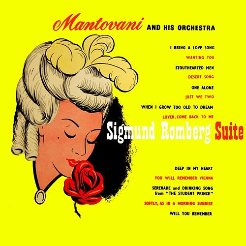 Sigmund Romberg Suite by Mantovani & His Orchestra