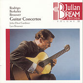Bream Collection Vol. 22 - Rodrigo, Berkeley, Brouwer, Concertos von Julian Bream