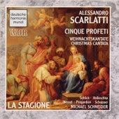 Scarlatti - Cinque Profeti (Christmas Cantata) von Michael Schneider (2)