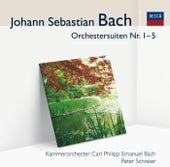 J.S. Bach: Orchestersuiten von Various Artists