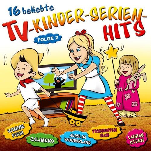 16 beliebte TV-Kinderserien-Hits - Folge 2 by Partykids