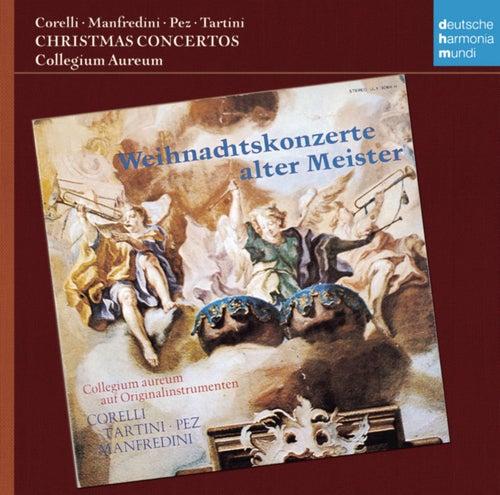 Weihnachtskonzerte by Collegium Aureum