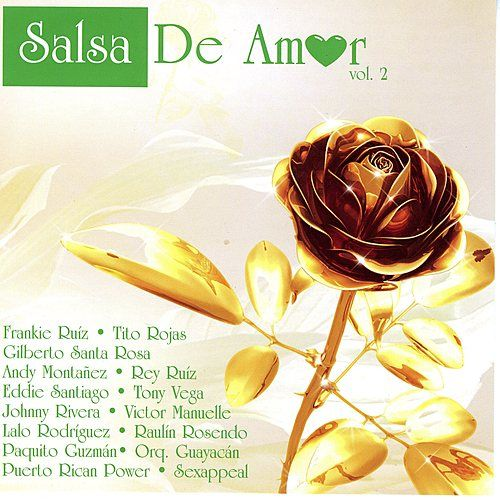 Salsa De Amor Vol.2- EP by Various Artists