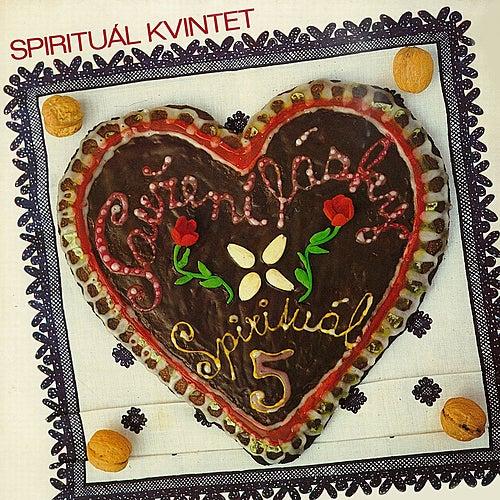 Saužení lásky by Spirituál Kvintet