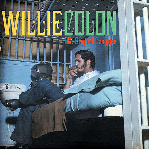 The Original Gangster by Willie Colon