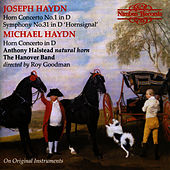J&M Haydn: Horn Concertos by Anthony Halstead