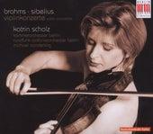 Brahms & Sibelius: Violin Concerto by Various Artists