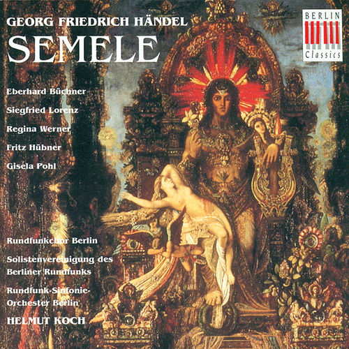 Händel: Semele HWV 58 by Various Artists
