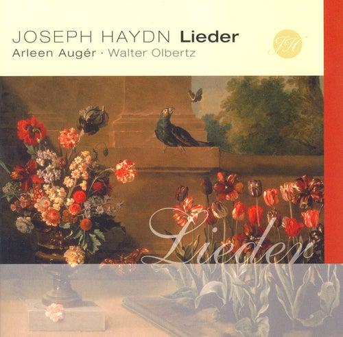 Franz Joseph Haydn: Lieder (Auger, Olbert) by Walter Olbertz Arleen Auger