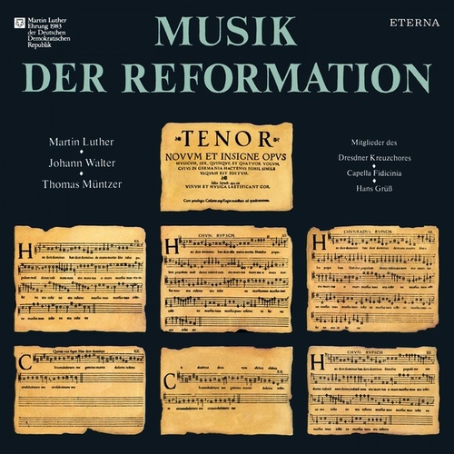 Music of the Reformation (Ein feste Burg ist unser Gott) by Dresdner Kreuzchor
