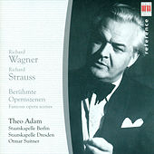 Wagner & Strauss: Famous opera scenes by Various Artists