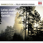 Mendelssohn Bartholdy: Leise zieht durch mein Gemüt (Choral music by Felix Mendelssohn Bartholdy) by Various Artists