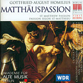 Homilius: St. Matthew Passion by Various Artists