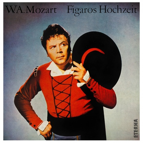 Wolfgang Amadeus Mozart: Nozze di Figaro (Le) (The Marriage of Figaro) [Opera] (Suitner) by Various Artists