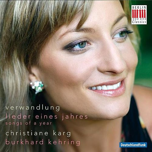 Strauss, Schumann, Mahler, Schubert, Mendelssohn & Wolf: Vocal Recital by Christiane Karg