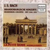 Bach: Brandenburg Concerti von Sigiswald Kuijken