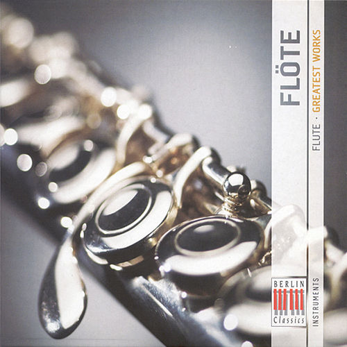 Flute Greatest Works (Greatest Works) by Various Artists