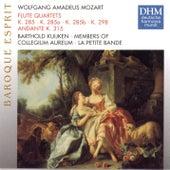 Mozart: Flute Quartets KV 285 (a,b) 298, Andante KV314 von Various Artists