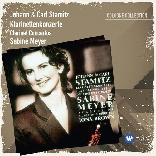 Johann & Carl Stamitz: Klarinettenkonzerte Vol. 1 by Academy Of St. Martin-In-The-Fields (1)