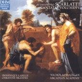 Scarlatti Cantatas Vol. IV von Nicholas McGegan