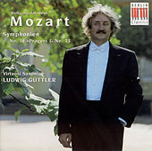 Wolfgang Amadeus Mozart: Symphonies Nos 33 and 38,