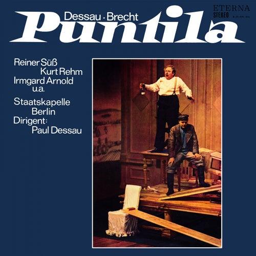DESSAU, P.: Puntila [Opera] (Suss) by Berlin Staatskapelle