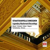 STAATSKAPELLE DRESDEN - Legendary Masterworks Recordings by Various Artists