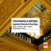 STAATSKAPELLE DRESDEN - Legendary Masterworks Recordings von Various Artists