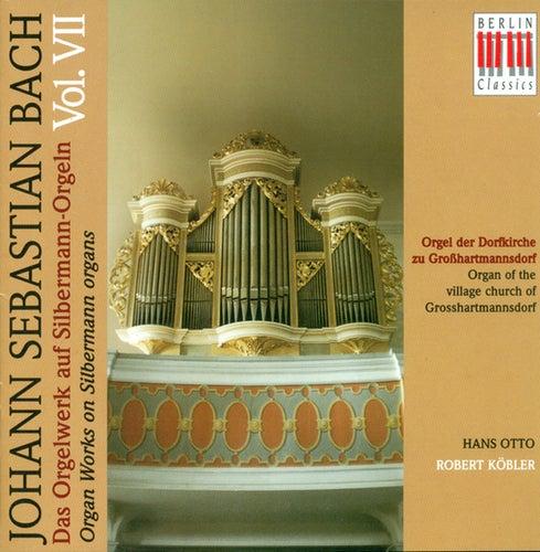 BACH: Organ Music on Silbermann Organs, Vol. 7 by Various Artists