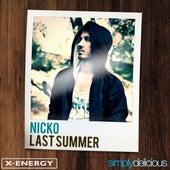 Last Summer by Nicko (Νίκος Γκάνος)