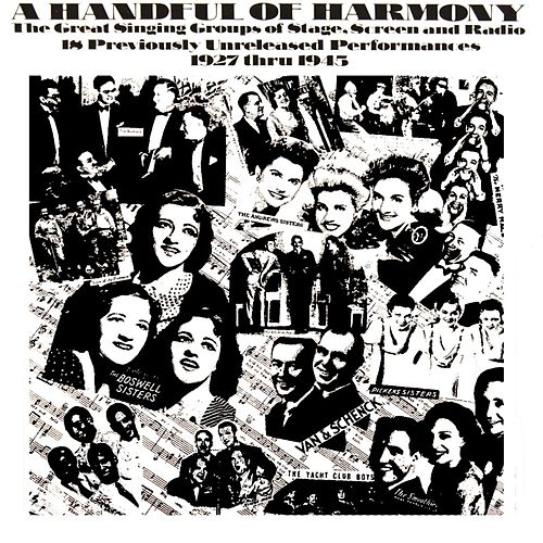 A Handful Of Harmony by Various Artists